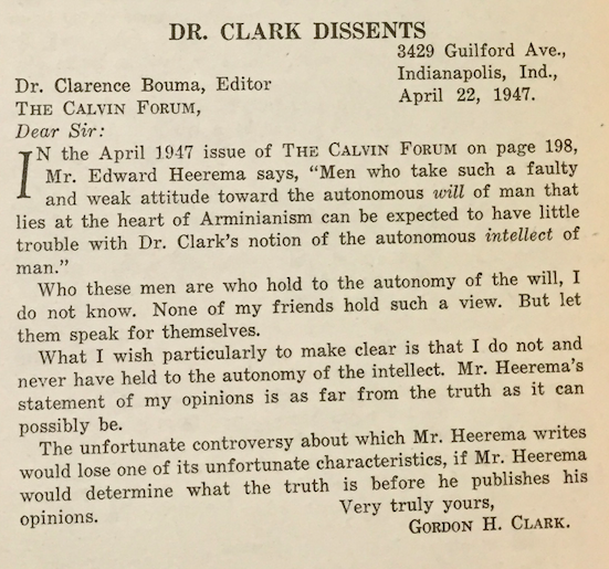 Unpublished 179. Dr. Clark Dissents (original)